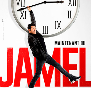 One man/woman show JAMEL DEBBOUZE - MAINTENANT OU JAMEL - 2018