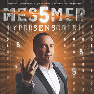 Groot evenement MESSMER - HYPERSENSORIEL