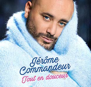 One man/woman show JEROME COMMANDEUR