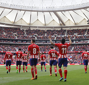 ATLETICO MADRID - SAISON 2019/2020