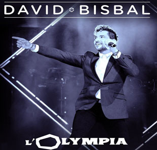 Pop-rock DAVID BISBAL PARIS