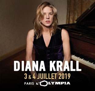 Jazz DIANA KRALL PARIS