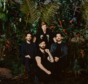 Pop-rock FOALS (UK) Support: Yak (uk) LAUSANNE
