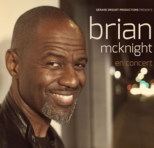 R'n'B/Soul/Funk BRIAN MCKNIGHT PARIS