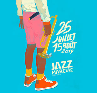 Pop-rock FESTIVAL JAZZ IN MARCIAC 2019
