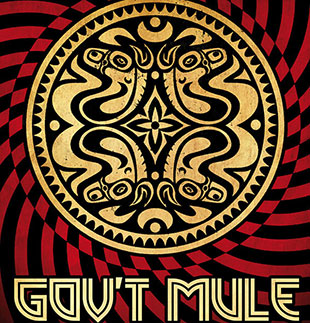 Pop-rock GOV'T MULE PARIS