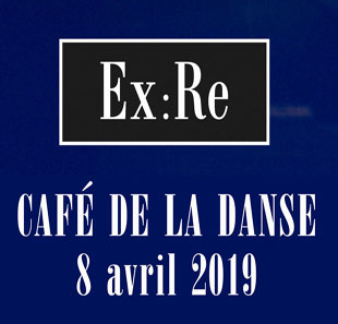 Pop-rock EX : RE + GUEST PARIS