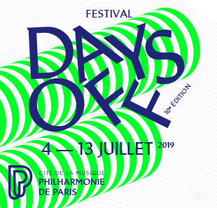 Pop-rock FESTIVAL DAYS OFF 2019 PARIS