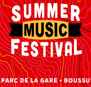 Electronische muziek SUMMER MUSIC FESTIVAL 2019 ONE DAY BOUSSU