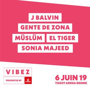 231a1d54e0 Rap Hip-Hop Slam VIBEZ OPENAIR 2019 Jeudi 06 juin 2019 BIENNE ...