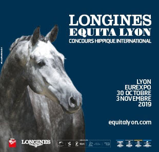 Salon/Beurs EQUITA LYON L'EVENEMENT CHEVAL 2019 CHASSIEU CEDEX