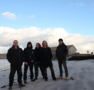 Pop-rock NEW MODEL ARMY + GUEST PARIS
