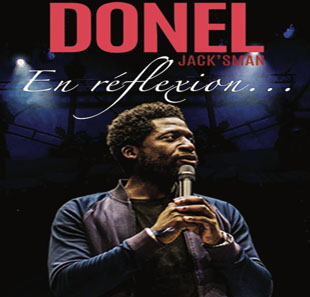 One man/woman show DONEL JACK'SMAN PARIS