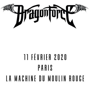 Hardrock DRAGONFORCE PARIS