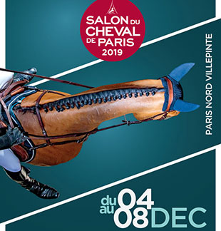 Salon/Beurs SALON DU CHEVAL DE PARIS 2019 HALLS 5A & 5B VILLEPINTE