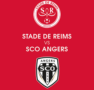 Voetbal STADE DE REIMS / ANGERS SCO LIGUE 1 CONFORAMA - 13EME JOURNEE REIMS