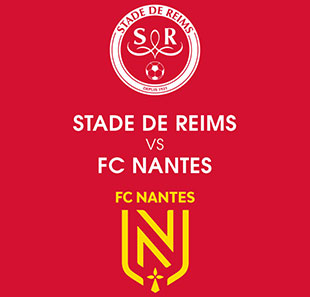 Voetbal STADE DE REIMS / FC NANTES LIGUE 1 CONFORAMA - 30EME JOURNEE REIMS