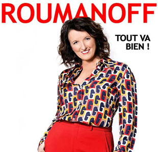 One man/woman show ANNE ROUMANOFF