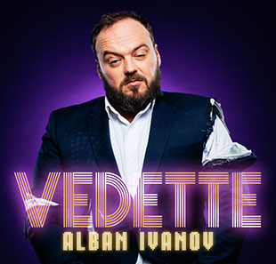 One man/woman show ALBAN IVANOV VEDETTE AURILLAC