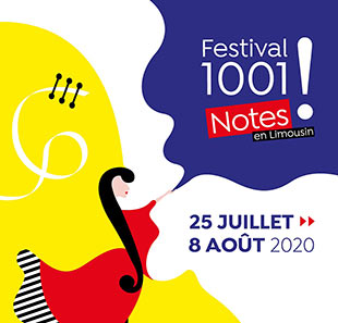 Pop-rock FESTIVAL 1001 NOTES 2020