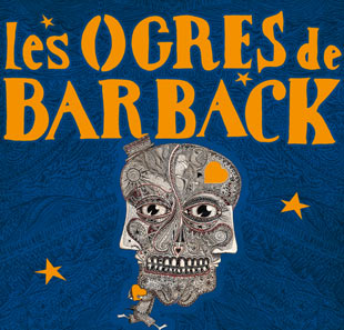 Pop-rock LES OGRES DE BARBACK PARIS