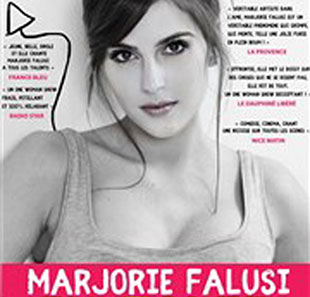 One man/woman show MARJORIE FALUSI DANS EN FOLIE ANGERS
