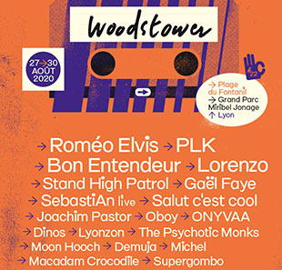 FESTIVAL WOODSTOWER 2020 - VENDREDI