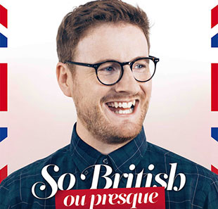 PAUL TAYLOR - SO BRITISH OU PRESQUE