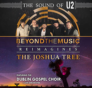 Pop-rock THE SOUND OF U2 BEYOND THE MUSIC REIMAGINES CHALONS EN CHAMPAGNE
