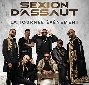 Rap/Hip-Hop/Slam SEXION D'ASSAUT TOULOUSE