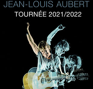 Rock JEAN-LOUIS AUBERT OLO TOUR PAU