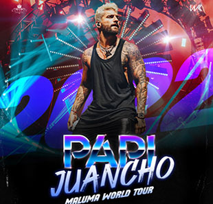 Afro-Cubaanse muziek MALUMA WORLD TOUR PARIS