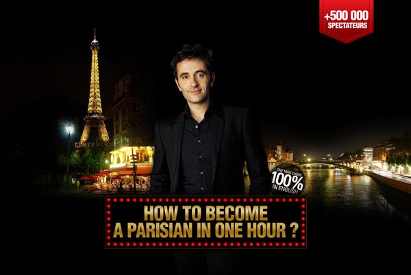 HOW TO BECOME A PARISIAN
