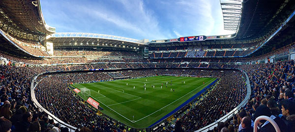 REAL MADRID / AJAX AMSTERDAM
