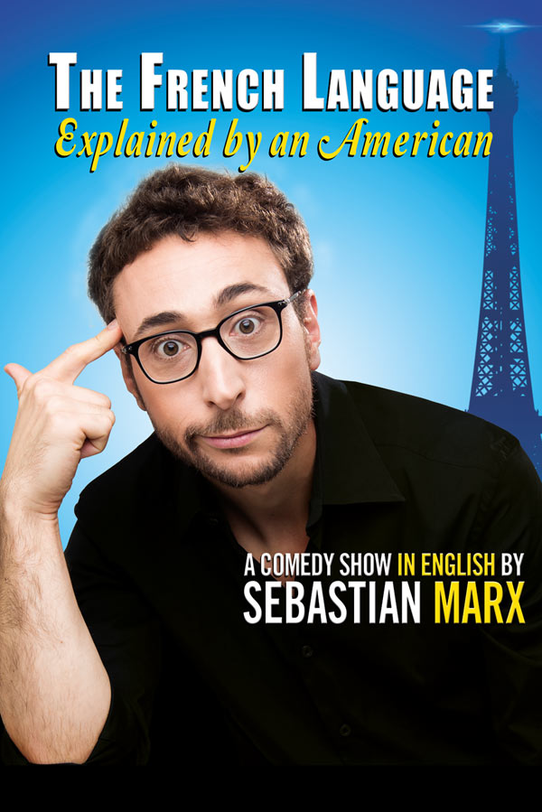 SEBASTIAN MARX, THE FRENCH LANGUAGE