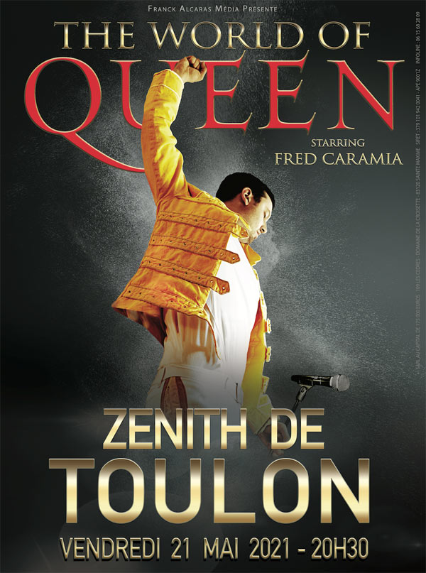 THE WORLD OF QUEEN A TOULON