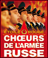 Réservation CHOEURS ARMEE RUSSE ETOILE ROUGE