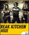 Réservation FREAK KITCHEN + ROZE