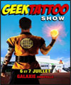 Réservation GEEK TATTOO SHOW