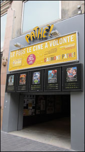 Tickets Cinema Pathe Massena  Buy your Tickets for Nice on